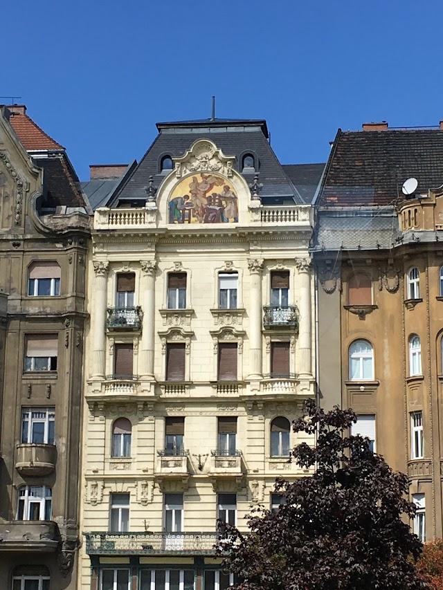 Новая галерея будапешта