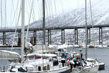 Tromso Bridge, Tromso, Norway