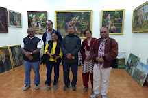 RKCS Art Gallery, Imphal, India