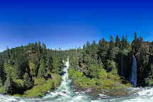 Mill Creek Falls, Prospect, United States