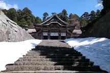 Ogamiyama Shrine Okunomiya, Daisen-cho, Japan