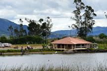 Laguna de Busa, San Fernando, Ecuador