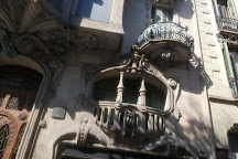 Palau del Baro de Quadras, Barcelona, Spain