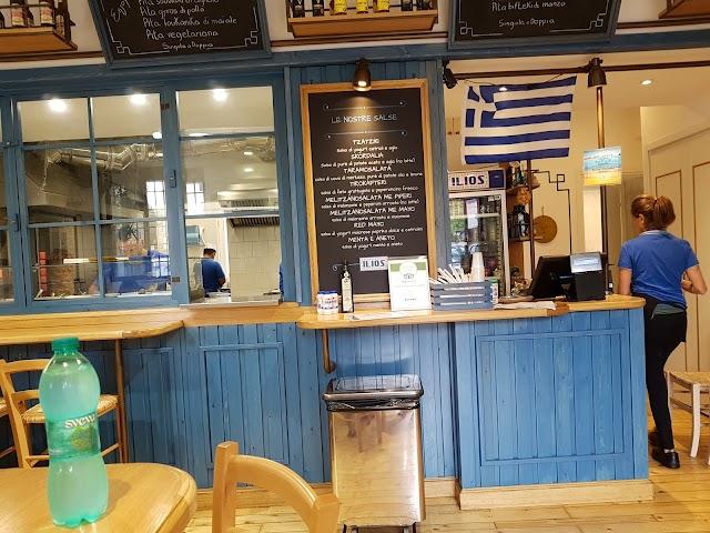 Ilios - Greek Restaurant