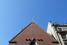 Eglise Suedoise, Paris, France