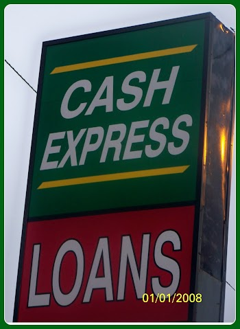 Cash Express of MWC Payday Loans Picture