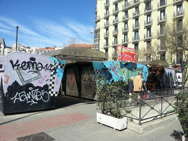 Hippies de Goya