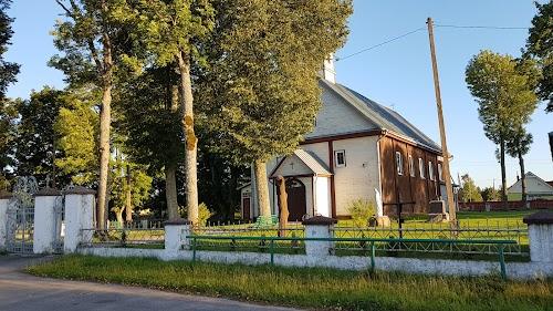 Rūdninkų St. Trinity Church