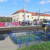 Железнодорожная станция  Praha Kyje