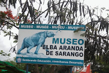 Museo Elba Aranda de Sarango, Paita, Peru