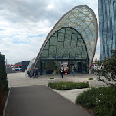 Железнодорожная станция   Warsaw Warsaw West