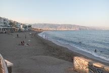 Playa La Romanilla, Roquetas de Mar, Spain