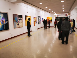 Hall de Exposiciones del Centro Cultural Peruano Japonés 2