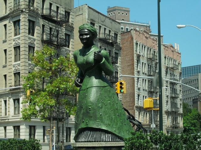 Harriet Tubman Memorial Statue