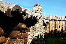 The Gordon Stockade, Custer, United States