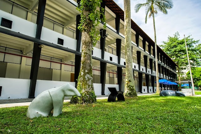 LASALLE College of the Arts (Winstedt Campus)
