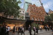 Glasshouse Shopping Centre, Sydney, Australia