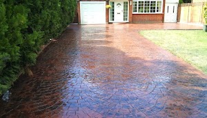 PaveLink - Imprinted Concrete Driveways