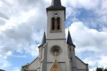 Evangelische Lutherische Stadtkirche in Bad Reichenhall., Bad Reichenhall, Germany