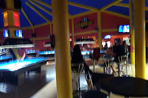 Megabreak Pool Hall, Pattaya, Thailand