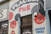Placebo Pub, Prague, Czech Republic