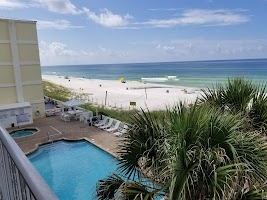 Map Of Panama City Beach Florida.Sugar Sands By The Sea Map Panama City Beach Florida Mapcarta