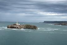 Mouro Island, Santander, Spain