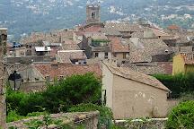 Baou de Saint Jeannet, Saint Jeannet, France