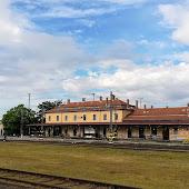 Железнодорожная станция  Eger