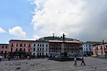 Monumento al Mariscal Sucre, Quito, Ecuador