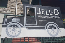 Jell-O Gallery Museum, Le Roy, United States