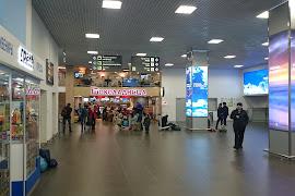 Автобусная станция   Zhukovsky International Airport