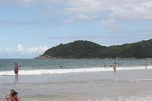 Praia de Palmas, Governador Celso Ramos, Brazil