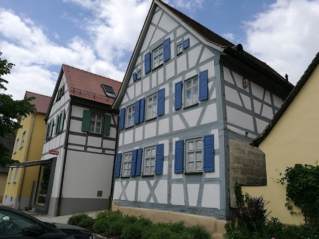 Birthplace Levi Strauss Museum