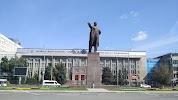 Памятник Ленина на фото Саратова