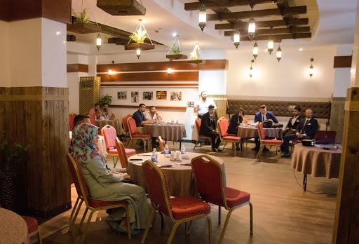 Oyoon Baghdad restaurant