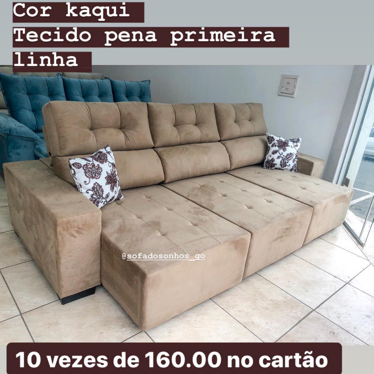 Fábrica de Sofá Retrátil e Reclinável - Loja de sofá no ...
