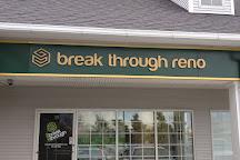 Break Through Reno, Reno, United States