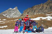 Ride'em Ski School, Breuil-Cervinia, Italy