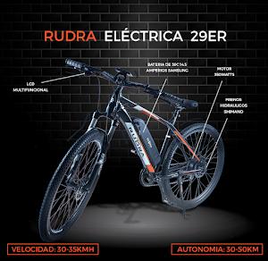 Rudra Electric Bikes 2