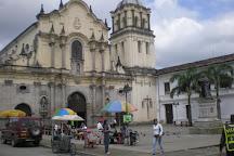Iglesia de San Francisco, Popayan, Colombia