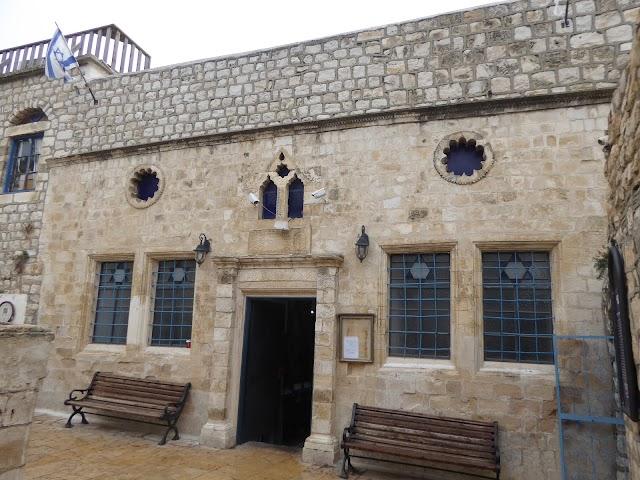 Ha-Ari Synagogue