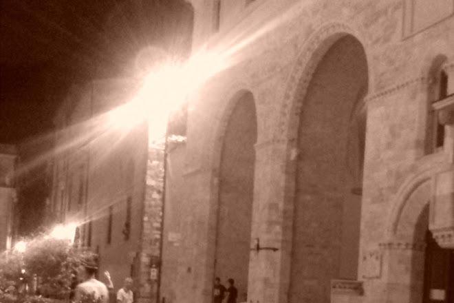 La corsa all'anello - San Giovenale, Narni, Italy