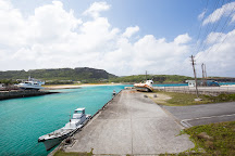 Sonai Port, Yonaguni-cho, Japan