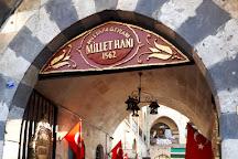 Tarihi Millet Hani, Gaziantep, Turkey