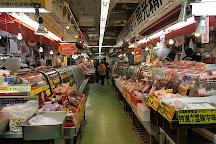 Makishi Public Market, Naha, Japan