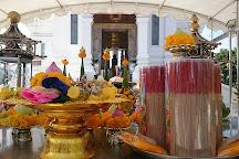 Surat Thani City Pillar Shrine, Surat Thani, Thailand
