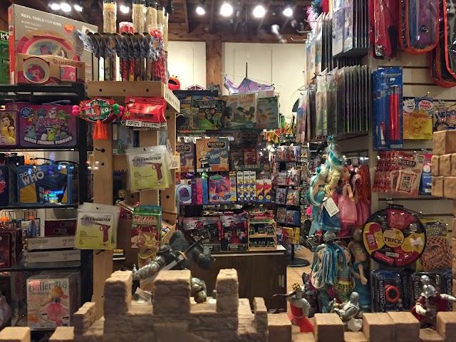 Little Toy Shops