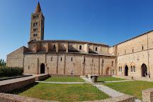 Pomposa Abbey, Codigoro, Italy