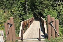 Pulaski Tunnel Trail, Wallace, United States